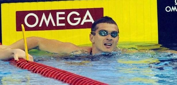 Fenerbahçeli yüzücüden dünya rekoru