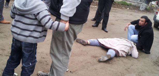 Samsun'da feci kaza: 1 ölü!