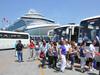 Kuşadası'na 262 gemiyle 300 bin turist