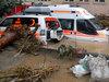 Çorlu Devlet Hastanesi'ni su bastı