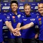 Valentino Rossi'den yeni sözleşme