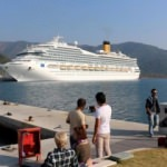 2 liman 40 binde fazla turist