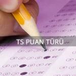 TS Puan türü ile yerleşebileceğiniz üniversite bölümleri