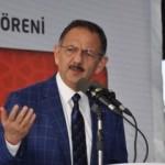 Bakan Özhaseki'den 'askeri arazi' açıklaması