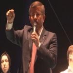 Davutoğlu Taksim'de konuştu: Vazife daha bitmedi!