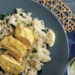 Zencefilli ve zerdeçallı tavuk tanduri tarifi