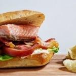 Somon Sandviç tarifi
