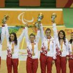 Türkiye olimpiyat tarihinde bir ilk!