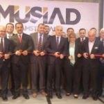 MÜSİAD Amsterdam'da ikinci şubesini açtı