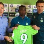 Wolfsburg, Ntep'i kadrosuna kattı