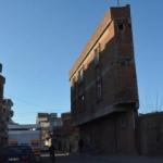Şanlıurfa'da üç katlı ilginç bina