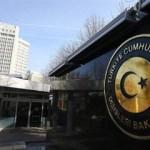 Almanya maslahatgüzarı bakanlığa çağırıldı
