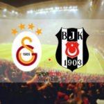 Galatasaray Beşiktaş maçı hangi gün tam saat kaçta?