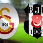 Galatasaray Beşiktaş kadroları belli mi? Muhtelem 11'ler