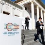 G20 Maliye Bakanlar toplantısı başladı!