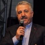 Bakan Arslan, dev otoyol projesini değerlendirdi