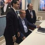 Cumhurbaşkanı Erdoğan turizmcilerle buluştu