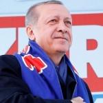 Erdoğan, Erzurum'da müjdeyi verdi! 'Adayız...'