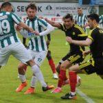 Yeni Malatyaspor, Giresunspor'a da takıldı!