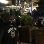 Beyoğlu'nda taraftar kavgası