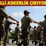 Bedelli askerlik mi çıkıyor? Binali Yıldırım'dan bomba açıklama