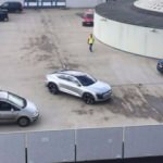 Audi'nin elektrik bombası böyle görüntülendi!