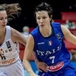 EuroBasket'te ilk yarı finalist Belçika!