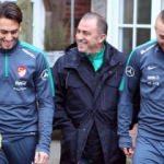 Fatih Terim'den Çalhanoğlu ve Milan yorumu