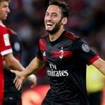 Çalhanoğlu attı Milan, Bayern'e gol oldu yağdı