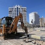 Gaziantep BB, eski asfaltı geri dönüşümde kullandı