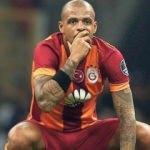 Galatasaray elenince Melo çıldırdı