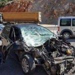 Korkuteli'de kaza: 7 yaralı