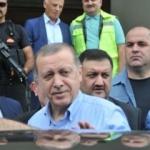 Türkiye'de ikinci! Erdoğan incelemeye gitti