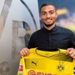Jeremy Toljan resmen Dortmund'da