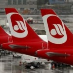 Air Berlin'e 500 milyon euroluk teklif