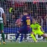 Messi 4 golle maça damga vurdu!