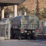 Sınıra askeri araç takviyesi sürüyor