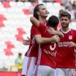 Sivasspor sürprize izin vermedi