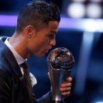 Ronaldo'dan teşekkür mesajı