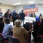 AK Parti Kırklareli Kadın Kollarında görev değişimi