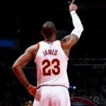 LeBron James efsane ismi yakaladı!