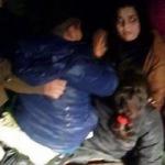 Çanakkale'de kamyon kasasında 40 kaçak yakalandı