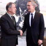 Genelkurmay Başkanı Akar Stoltenberg ile görüştü
