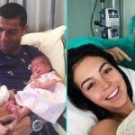 Yok artık Ronaldo! 6 ayda 3. kez baba oldu