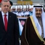 Suudi Arabistan onun için Türkiye'nin kapısında