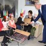 Miniklerden Cerabluslu çocuklara 5 bin lira yardım