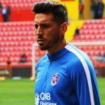 Trabzonspor'a Jose Sosa'dan kötü haber!