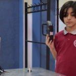 12 yaşındaki dahi, 'bomba bulan drone' tasarladı