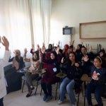 İşaret dili kursu yoğun ilgi görüyor
