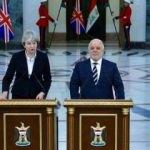 İngiltere Başbakanı May'den IKBY açıklaması